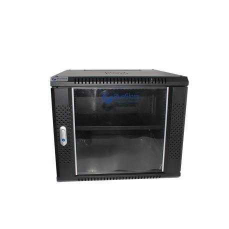 Wall Mounted Cabinets-9U-Fan-Pdu-Shelf