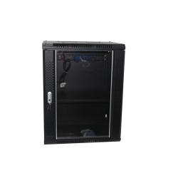 Wall Mounted Cabinets-15U-Fan+Pdu+Shelf
