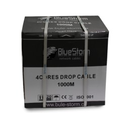 4 CORE - AIR DROP FIBER OPTIC CABLE
