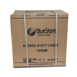 6 CORE - AIR DROP FIBER OPTIC CABLE