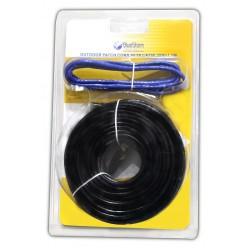 Cat5E-Indoor Patch Cord Cable-UTP